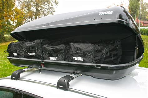 Thule Box Auto by Thule 200 Roof Box