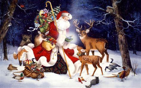 3d Christmas Wallpaper