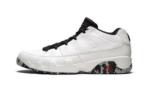 Air Jordan 9 Retro Low Jordan Brand Classic