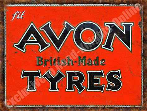 Vintage Garage Avon Tyres, 131 British Motorsport Old Car. Marine Logo. Heal Signs. Guidance Counselor Signs. Month Signs. Cute Blog Banners. Anuj Logo. Main Cause Signs. Wall Lettering