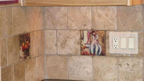 accent tiles for kitchen mexican tile murals chili pepper kitchen backsplash mural 3971