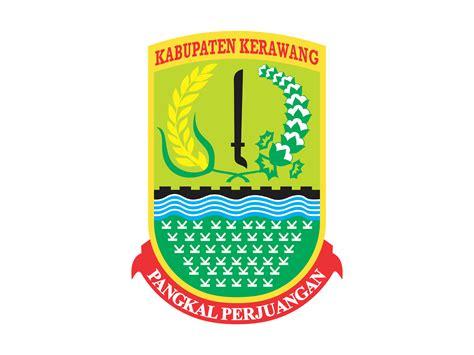 logo kabupaten karawang format cdr png gudril logo