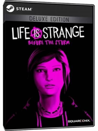 Trustload Strange Storm Deluxe Before