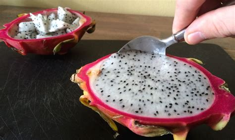 how to cut dragon fruit how to cut fruit