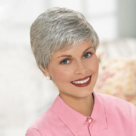 cancer patients wigs chemo wigs short wigs gray wigs