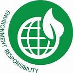 Environmental Responsibility Sustainability Icon