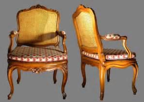 restauration fauteuil louis xv louis xv canned fauteuils 224 la reine sted j b cresson ref 51799