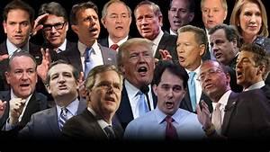 GOP debate: Republicans take on Donald Trump - CNNPolitics
