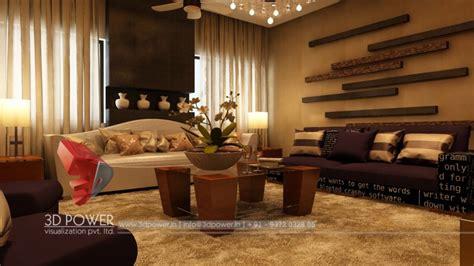 D Living Room Interior Design
