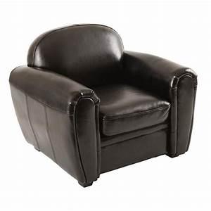 Club Enfant Fauteuil : fauteuil club enfant en cuir noir baby club achat vente fauteuil cuir polyur thane les ~ Teatrodelosmanantiales.com Idées de Décoration