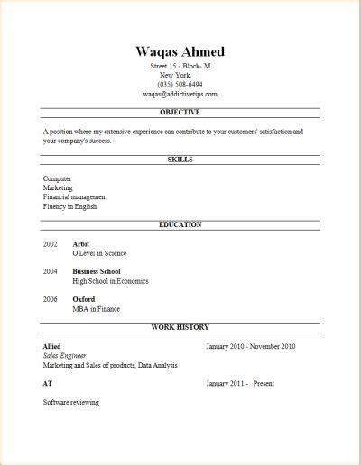Free Resume Maker Free by 25 Unique Free Resume Maker Ideas On Free