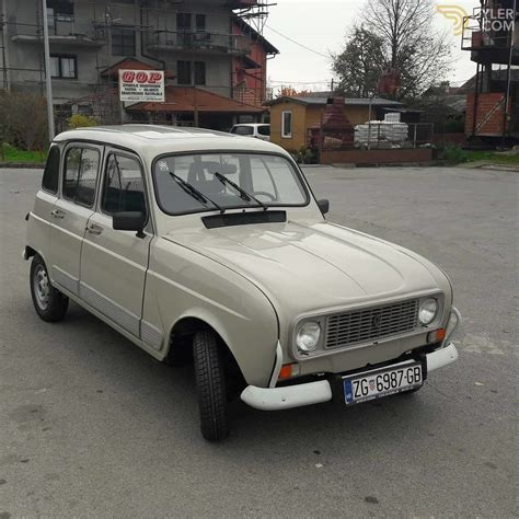 Renault 4 For Sale by Classic 1990 Renault 4 Gtl For Sale Dyler
