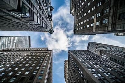 Buildings Tall Cities Rise Building Mini Smart