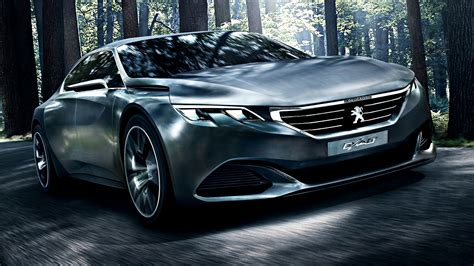 News - Peugeot's Working On Electrified Sports Cars, Plural