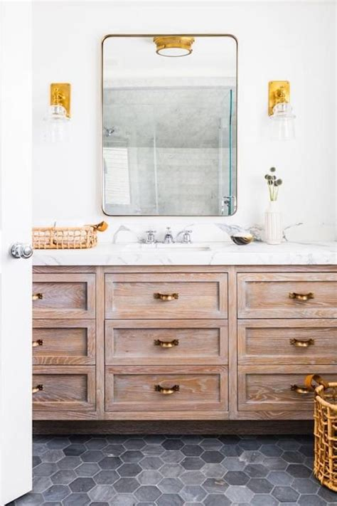 fresh farmhouse bathroomsbecki owens