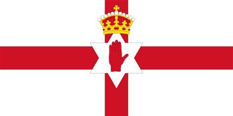 flagge nordirland fahne nordirland nordirlandflagge