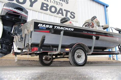 Tracker Pro 165 Boats For Sale by Bass Tracker Pro Team 165 Boats For Sale