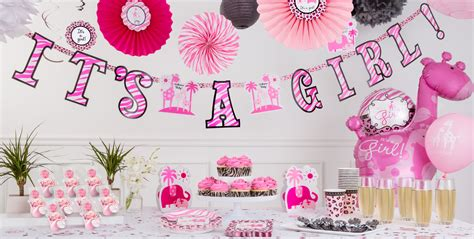 Party City Baby Shower Decor