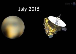 Spacecraft to Pluto - Pics about space
