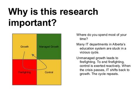 It Organizational Review Why Research The Fuzzy Questions?