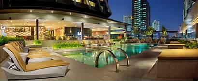 Hilton Bangkok Hotel Doubletree Sukhumvit Thailand Hotels