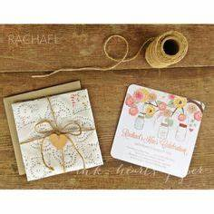 engagement party invites on pinterest engagement With recycled paper wedding invitations australia