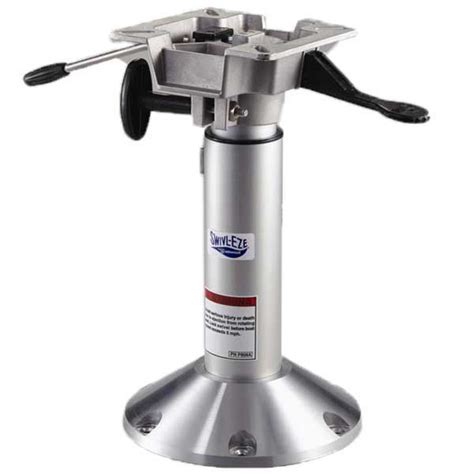 Boat Seat Adjustable Height Pedestal by Attwood Adjustable Height Seat Pedestal West Marine