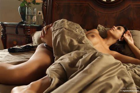 Mpl Studios Presents Bianca In Helpless Romantic Coed