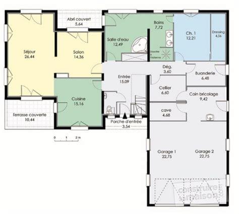 plan maison etage 4 chambres gratuit plan de maison avec etage gratuit ventana