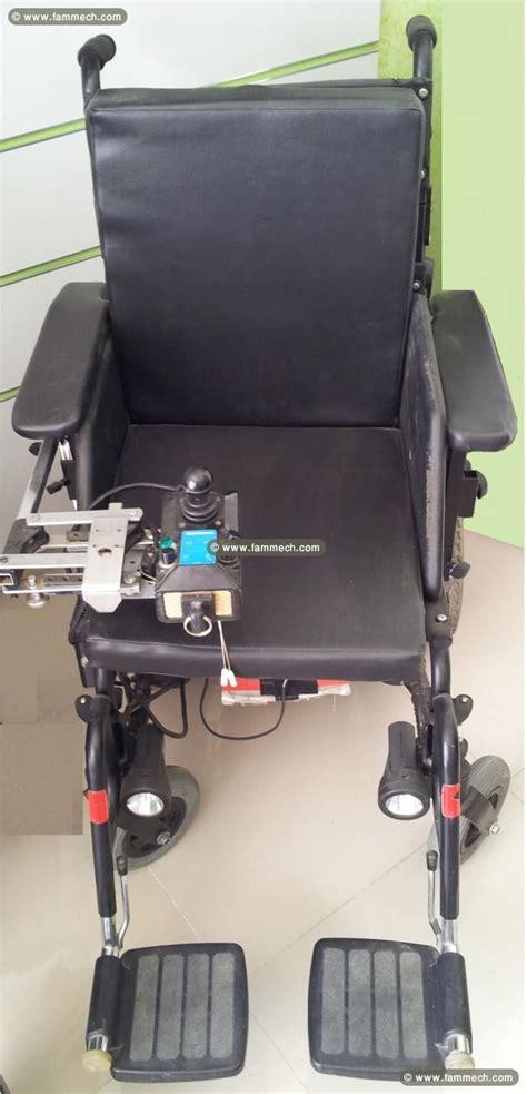 chaise roulante occasion bonnes affaires tunisie matériel pro chaise roulante