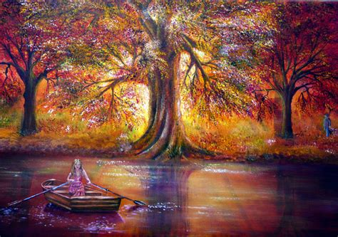most mural artists landscape nature photo set paintings englishsnow