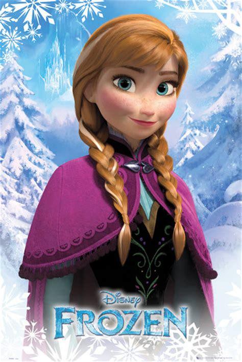 bureau princesse disney la reine des neiges poster affiche acheter le