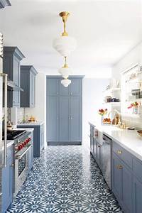 modern deco kitchen reveal emily henderson With best brand of paint for kitchen cabinets with wall art beach scenes