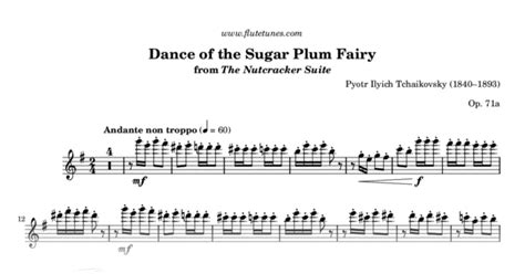 dance   sugar plum fairy   nutcracker suite p