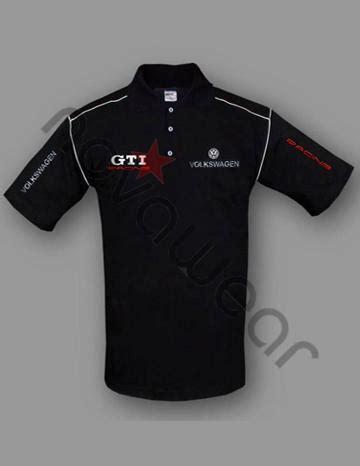 volkswagen gti polo shirt black vw merchandise vw caps
