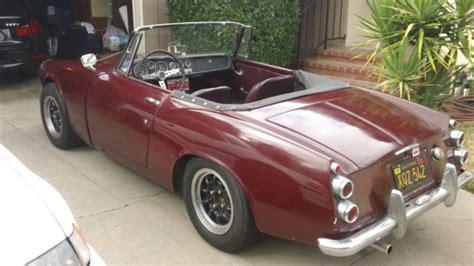 1966 Datsun Roadster Spl311