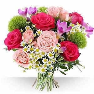 Bouquet De Fleurs : anniversaire pinky ~ Teatrodelosmanantiales.com Idées de Décoration