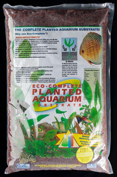 caribsea eco complete planted black 20lbs 33 95