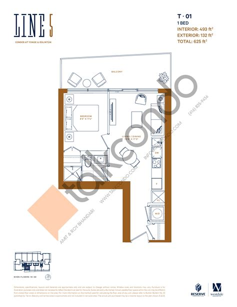 condos    sqft  bedroom