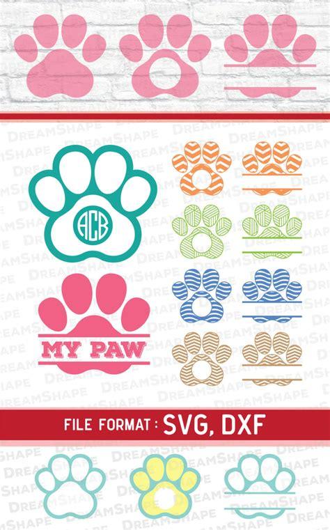 Craftbundles.com is a great source for free cricut designs. SVG Paw Cut Files Vinyl Cutters Monogram Cricut Files