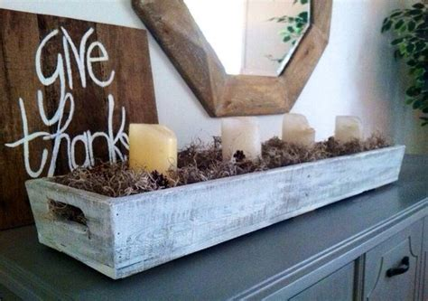 shipping large long wooden tray    reclaimed