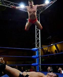 Beefcakes Of Wrestling  Leon Shah Vs  Warren Brady   The
