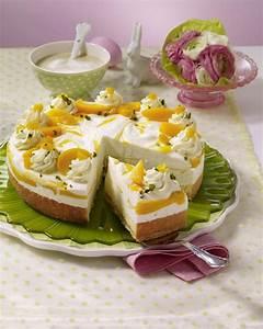 Leckere Einfache Torten : biskuit flocken torte mit mango pfirsich creme rezept kuchen pinterest cake desserts und tart ~ Orissabook.com Haus und Dekorationen