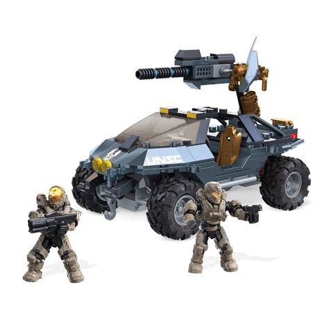 halo warthog mega bloks mega bloks halo dual mode unsc warthog at hobby warehouse