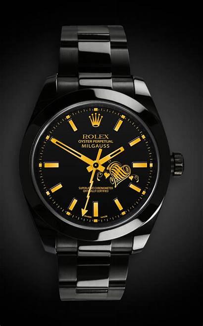 Rolex Watches Milgauss Edition Titan Valentines Diamond