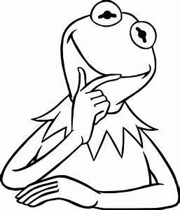 Muppets Kermit Drawing | www.pixshark.com - Images ...