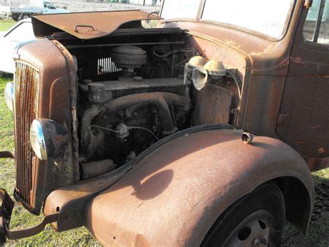 swiss built saurer morris commercial diesel  vintage