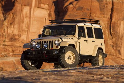 jeep adds performance parts  mopar catalog news top speed