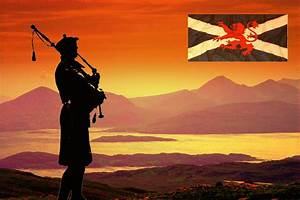 LAST OF THE MOHICANS ~THE GAEL~Royal Scots Dragoon Guards ...