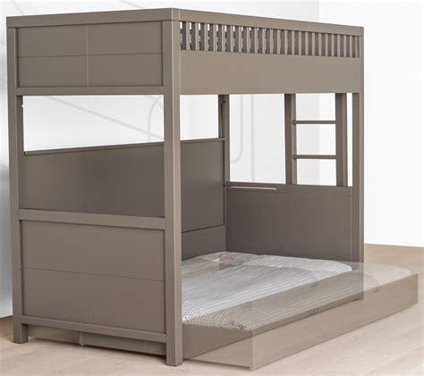 lit bureau mezzanine lit mezzanine quarré avec bureau rabattable